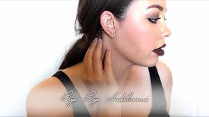 beautiful women hairstyle with sideburns getting my sideburns waxed youtube
