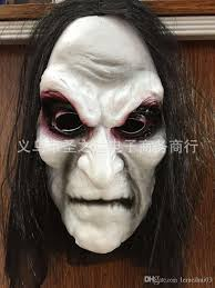Zombie Mask 2017 Halloween Zombie Mask Ghost Festival Horror Mask Make Up Ball