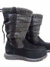 skechers womens boots size 11 skechers mid calf pull on boots for ebay