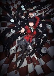 best anime black friday deals 2017 kakegurui compulsive gambler manga gets anime by garo team