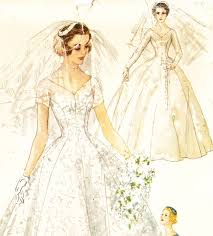 vintage wedding dress patterns 24 best vintage wedding dress patterns images on