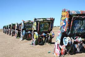 cadillac ranch carolina cadillac ranch information on collecting cars legendary