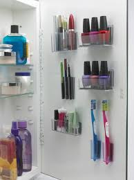 Cool Bathroom Storage Ideas Unique Bathroom Cabinet Door Toothbrush Holder Indusperformance
