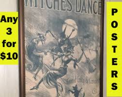 Home Decor On Sale Clearance Vintage Teen Wall Art Etsy