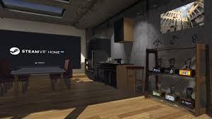 steamvr home update adds trophies and artwork u2013 vrfocus