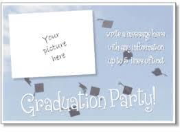 sle graduation invitation graduation party invitations and free printable graduation party
