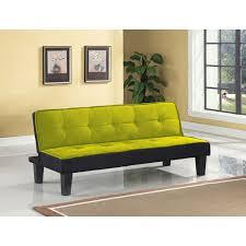 Yellow Sofa Bed Microfiber Futon Folding Sofa Bed Couch Mattress U0026 Storage