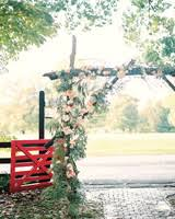 wedding arch garland 59 wedding arches that will instantly upgrade your ceremony