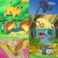 ash u0027s pokemon teams pokémon amino