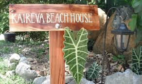 kaireva u0027s concept kaireva beach house rarotonga