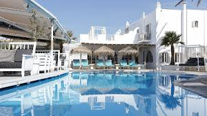 mykonos palace beach hotel 4 star hotel in greece mykonos