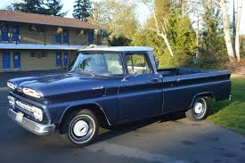 Classic Chevrolet 4x4 Trucks - 1961 c10 chevy pick up truck restomod for sale