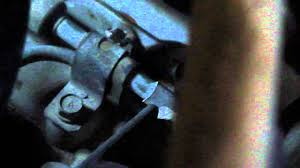 2000 mitsubishi eclipse air conditioning a c drain tube repair