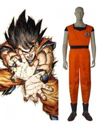Goku Halloween Costumes Buy Dragon Ball Cosplay Costumes Sale