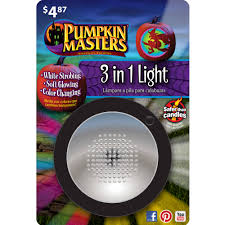 halloween lights at walmart seasonal pumpkin masters 3 in 1 pumpkin light halloween decoration