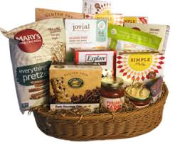 a market gift baskets a market