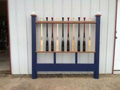 Baseball Bed Frame Ryobi Nation Baseball Bat Headboard Baseball Bat Headboard