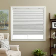 Best Window Blinds by Honeycomb White Cell Blackout Cordless Cellular Shades By Arlo Blinds