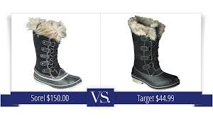 womens winter boots target knockoff sorel boots for only 44 99 sorel boots