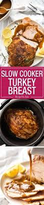 cooker turkey breast moist tender of flavor and so