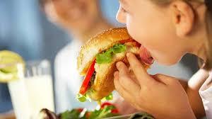 junk food advertising to kids shopping
