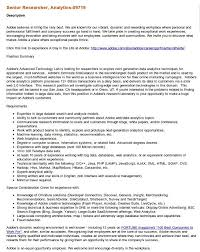 machine learning resume best business template
