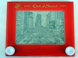 etch a sketch art all grown up