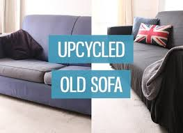 Old Sofas For Charity Old Sofa Makeover Upcycling Diy Charlimarietv Youtube Alley Cat