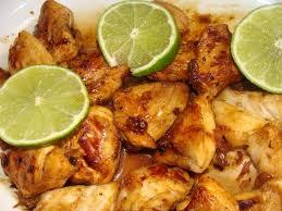 cuisiner avec la plancha recette de poulet au citron vert à la plancha la recette facile