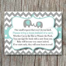 bring a book instead of a card wording baby shower invitation book instead card wording inspirational