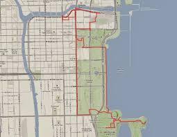 Divvy Bike Map Del Ray To Dc November 2013