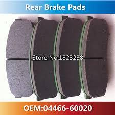 lexus lx450 reliability aliexpress com buy rear brake pads oem 04466 60020 for toyota
