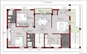 3 bhk apartment floor plan apartment building floor plans for 2 or 3 bhk flats on a typical
