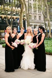 black and bridesmaid dresses and black bridesmaids dresses chic vintage