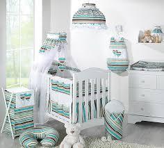 chambre bébé turquoise deco chambre bebe turquoise chocolat visuel 8