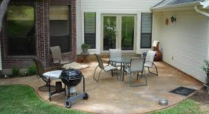 furniture concrete patio furniture valuable concrete patio table