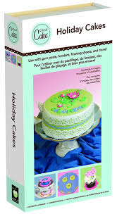 amazon com cricut cake cartridge holiday cakes