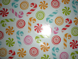 themed wrapping paper yo soy destraido candy land