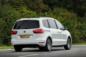 seat alhambra estate review 2010 parkers