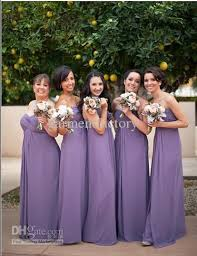 violet bridesmaid dresses cheap violet chiffon bridesmaid dresses sweetheart empire