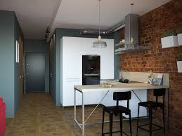 compact kitchen island modern compact kitchen interior design ideas