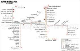 netherlands metro map pdf amsterdam tram map metro