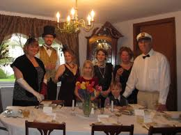 Setting The Table Lady Carnarvon by Groupshot Jpg