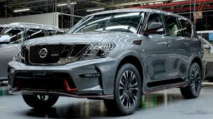 nissan patrol super safari 2016 nissan commences production of the patrol nismo at its factory