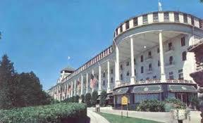Grand Hotel Cupola Bar Mackinac County Mi Genealogy U0026 History