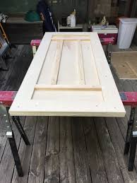 How To Make A Picnic Table Out Of 1 Sheet Of Plywood by How To Build An Inexpensive Mid Century Desk In A Weekend