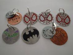 In Memory Of Keychains Mini Bowling Trophies From The 1950 U0027s1960 U0027s By Cncpopupshop