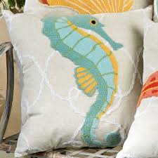 Beach Themed Daybed Bedding Washed Ashore Beach Themed Decorative Pillows