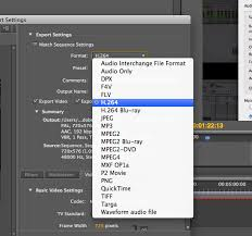 export adobe premiere best quality exporting movies from premiere compression options premiere