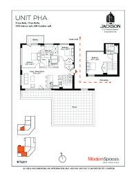 the jackson condominium pha 3 bedrooms 3 baths with 18